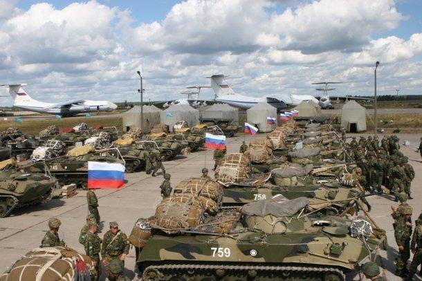 Началась масштабная внезапная проверка боевой готовности сил Южного военного округа