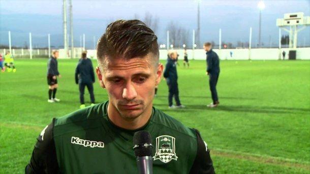 Защитник «Краснодара» стал единственным футболистом из России в команде Лиги Европы