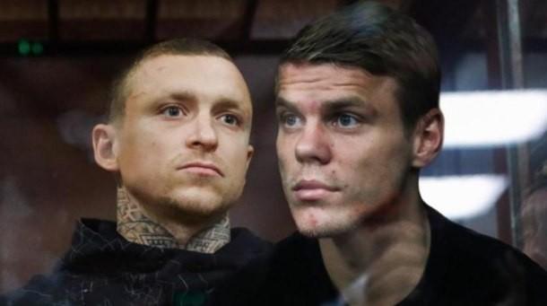 Дело хавбека «Краснодара» Мамаева и его друга Кокорина направили в суд