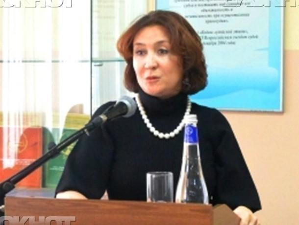 Следствие Грузии занялось делом о «подлинности» диплома судьи из Краснодара Хахалевой