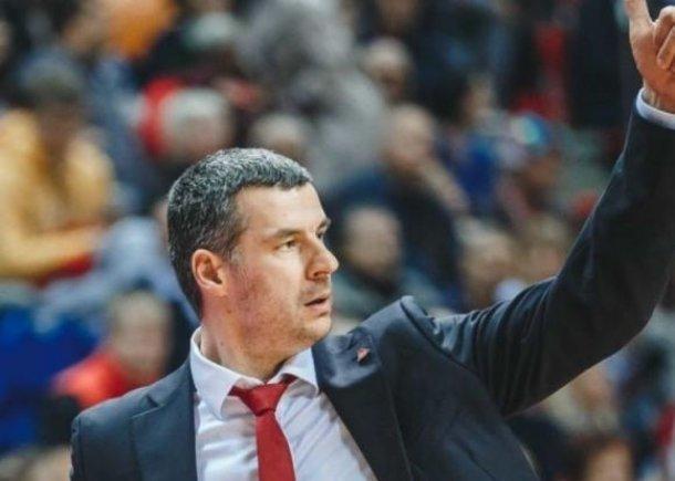 «Локомотив-Кубань» до конца сезона заключил контракт с новым тренером
