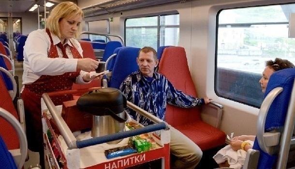 Сочинские «ласточки» не попали в тройку лучших поездов России