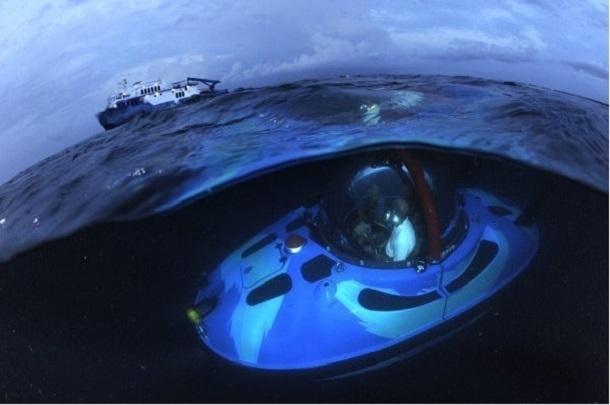 Наместо крушения Ту-154 доставят два подводных аппарата РГО