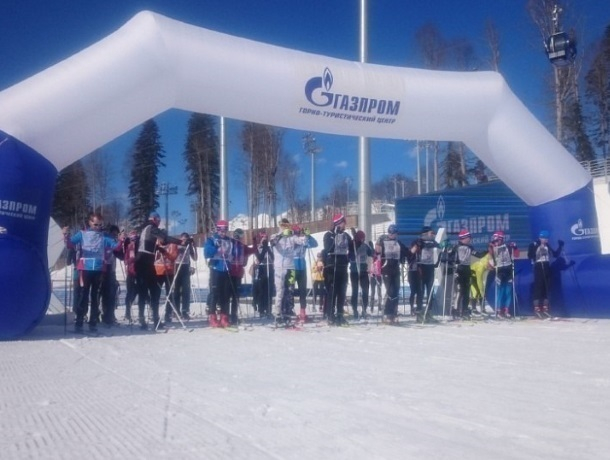 Жители Краснодарского края нашли снег