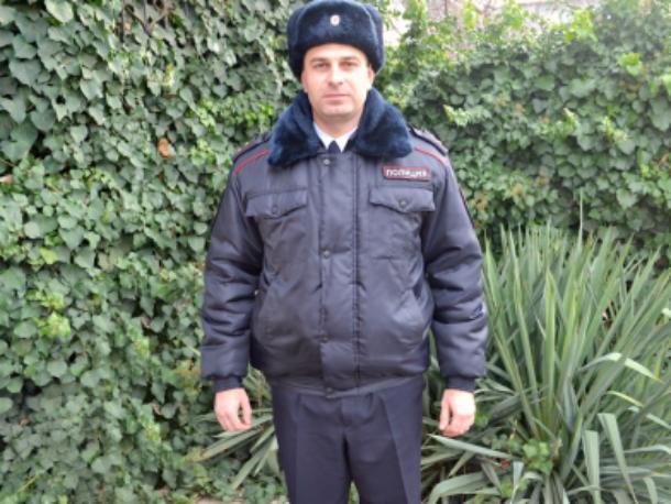НаКубани полицейский спас утопающего рыбака