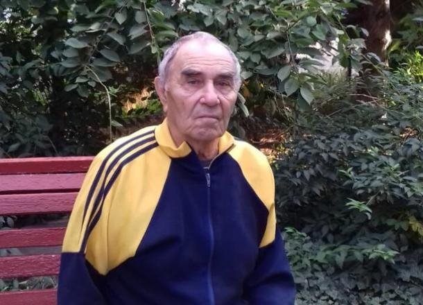 Вторые сутки в Краснодаре ищут пожилого мужчину