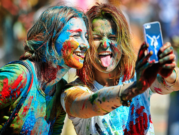 Краснодарцев позвали на Фестиваль красок и «обнимашек»