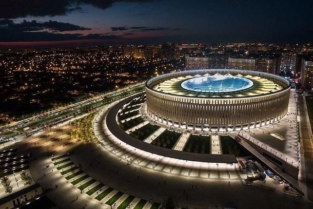 На стадионе ФК «Краснодар» включат отопление