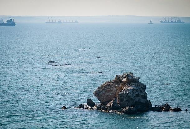 Между Темрюкскими поселками и Крымом проложат морской путь