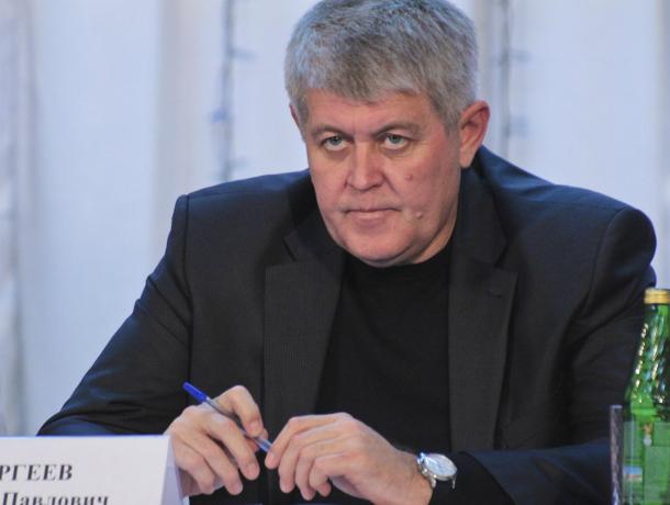 Народные избранники единогласно приняли отставку главы города Анапы Сергея Сергеева