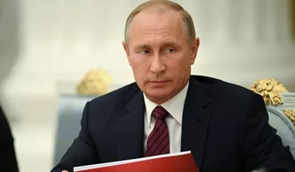 В день рождения Владимира Путина тест «Блокнота»: о детстве, службе и интересах президента России