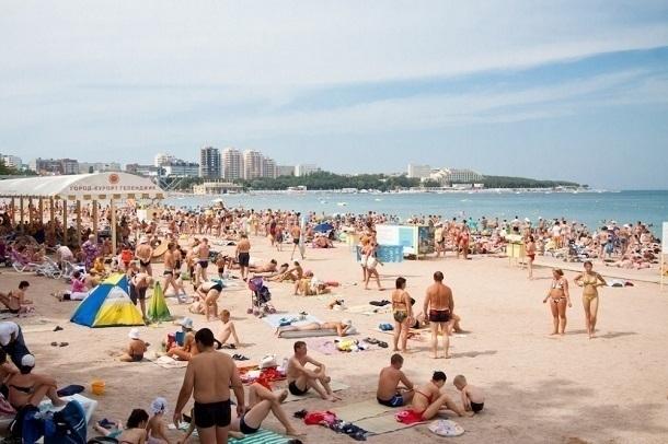 Накурортах края отдохнуло уже неменее 14 млн человек