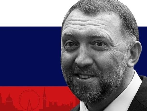 «Купил» паспорт Кипра олигарх Олег Дерипаска, бизнесмен из Краснодарского края