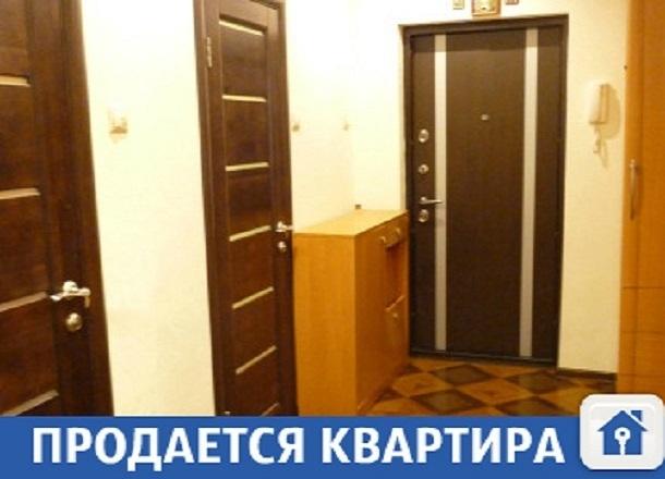 Большая квартира продается в Краснодаре