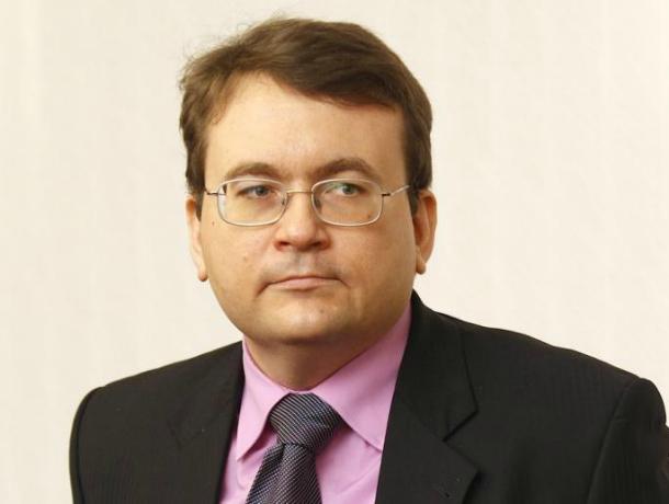 Виктор Тушев покинет пост директора департамента внутренней политики Краснодарского края