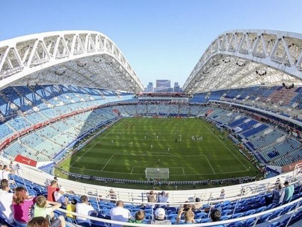 Фейковая страница стадиона «Фишт» в Сочи обещает призы