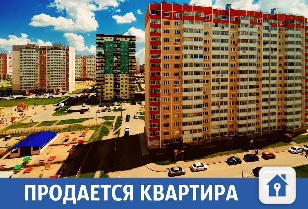 В комфортабельном и уютном районе продается квартира