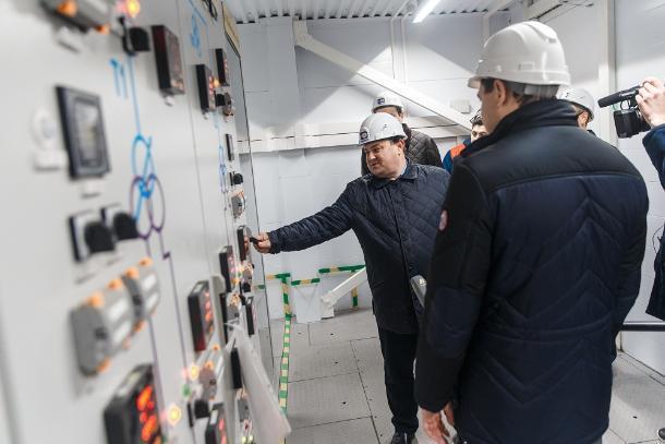 В фестивальном микрорайоне Краснодара модернизировали подстанцию «Тургеневская»