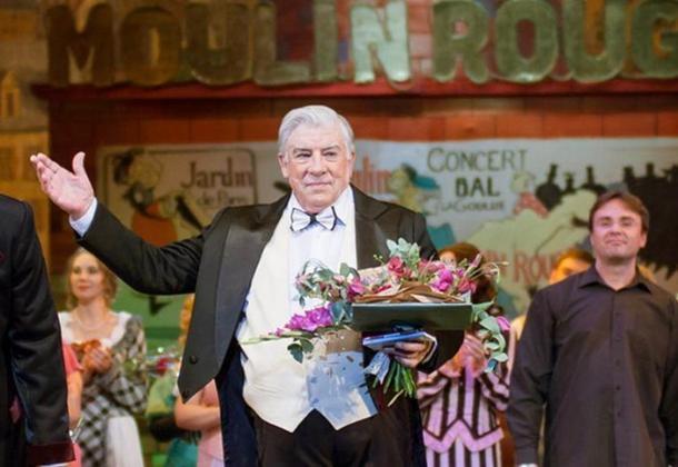 Гордостью всей Кубани назвал «Золотую Маску» единственный в регионе лауреат этой премии Юрий Дрожняк