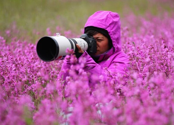Краснодарцам расскажут, как снимать на природе