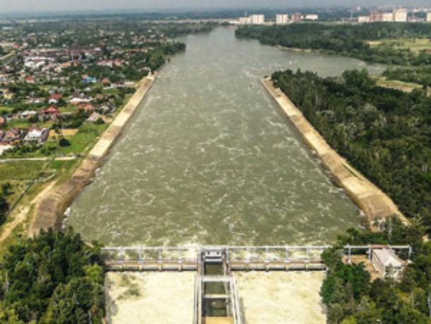 В Краснодаре капитально отремонтируют водохранилище