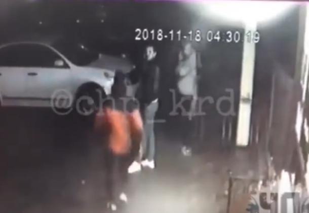 Толпа парней избила женщину на Кубани: у нее сотрясение и перелом