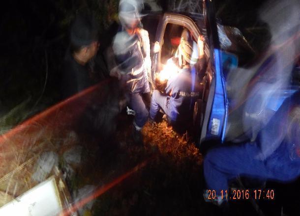 ВСочи изупавшего вовраг автомобиля госпитализировано 3 человека