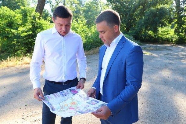 Мэр Первышов отобрал 75 соток земли в центре Краснодара у семьи депутата Госдумы РФ Ремезкова