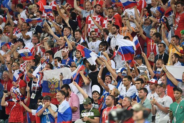 Болельщиков в Сочи прилетело больше, чем на открытие и закрытие Олимпиады