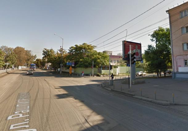 По улице Рашпилевской в Краснодаре будет новая схема движения