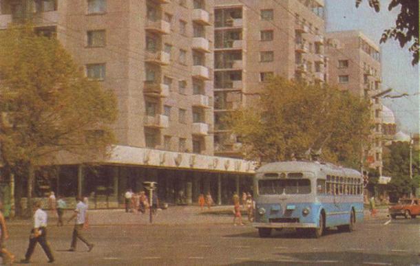 История Краснодара: как снимался клип ВИА «Кубаночка» на улицах города