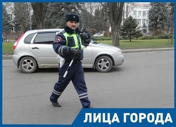 Защитник на дороге - что произошло за 18 лет службы в Краснодарском ГИБДД в жизни Сергея Хоружего