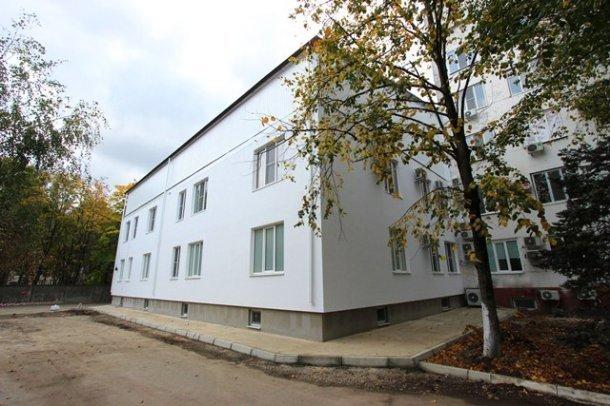 В Краснодаре открыли новое здание перинатального центра