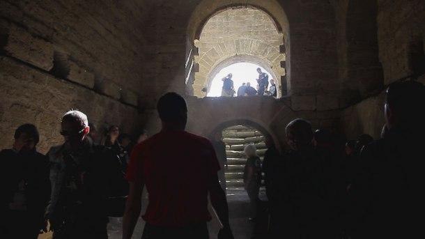 «Впечатление сильное оставляет»: Байкерам показали Керченскую крепость