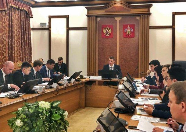 Вице-губернатор Болдин раскритиковал власти Краснодара за частных собственников в «Солнечном острове»