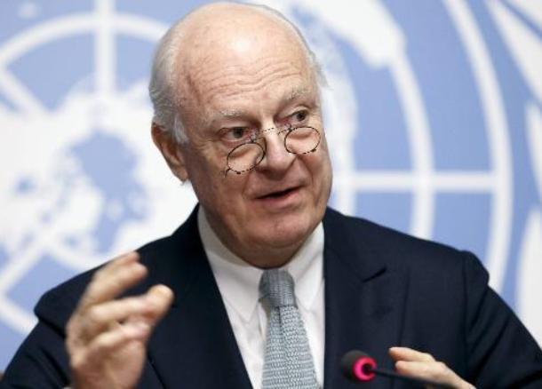 Спецпосланник ООН прибыл вСочи на съезд нацдиалога Сирии