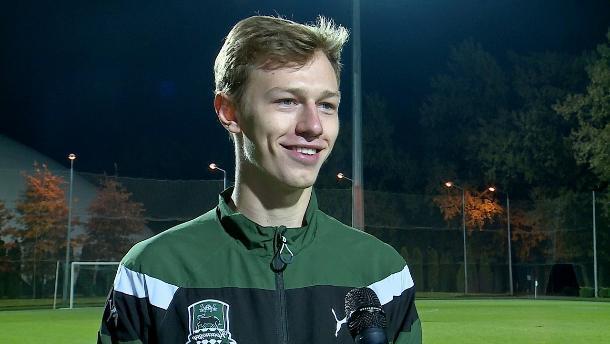 Вратарь «Краснодара-2» Матвей Сафонов может стать лучшим после Акинфеева