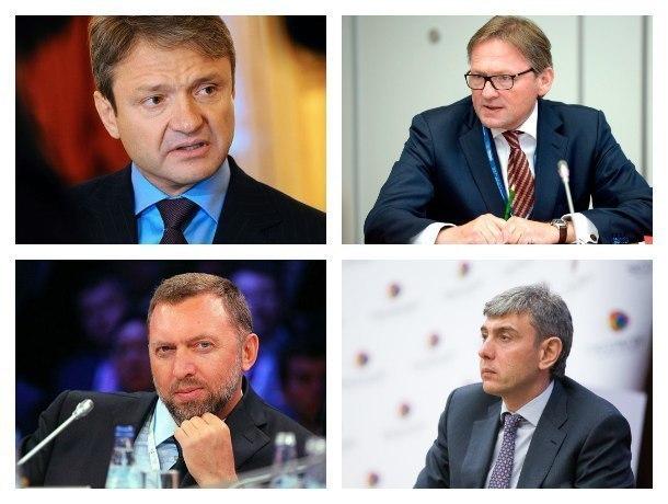 Примерно 15 миллиардов долларов под угрозой США у бизнесменов Краснодарского края