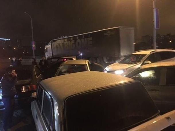За минувшие выходные в Краснодаре произошло 230 ДТП
