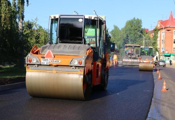 В Краснодаре отремонтируют около 75 км дорог