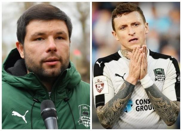 «Это не первый случай»: тренер «Краснодара» о выходке Мамаева