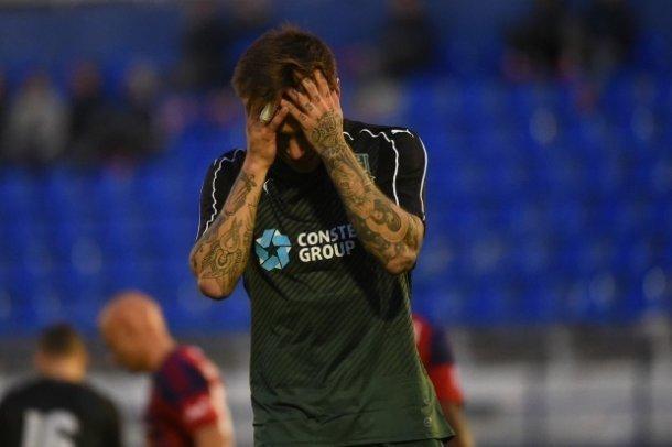 Смолов спас ворота «Краснодара», но это не уберегло команду от поражения
