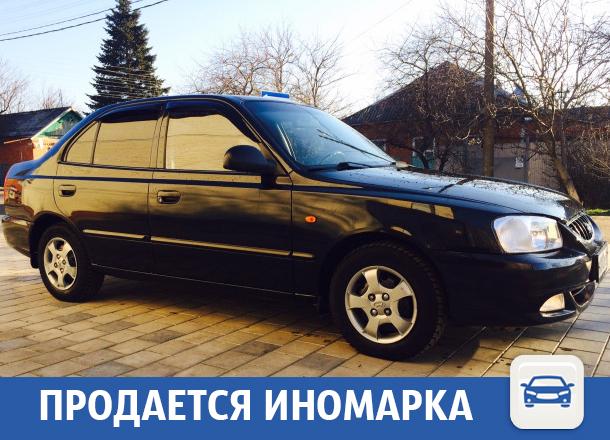Отличная иномарка для начинающего водителя продается в Краснодаре