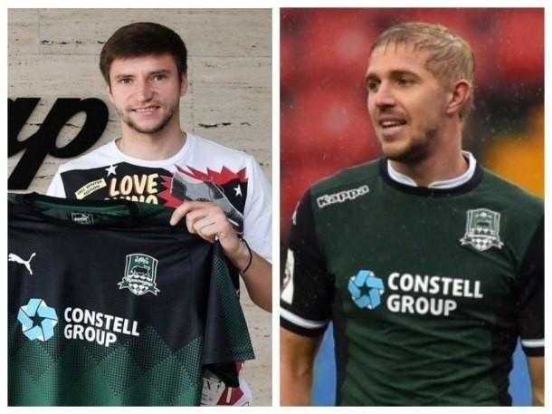 Два футболиста «Краснодара» начали готовиться к матчу против Турции