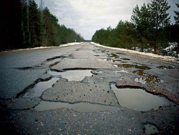 Эксперты ОНФ назвали самые худшие участки дорог на Кубани