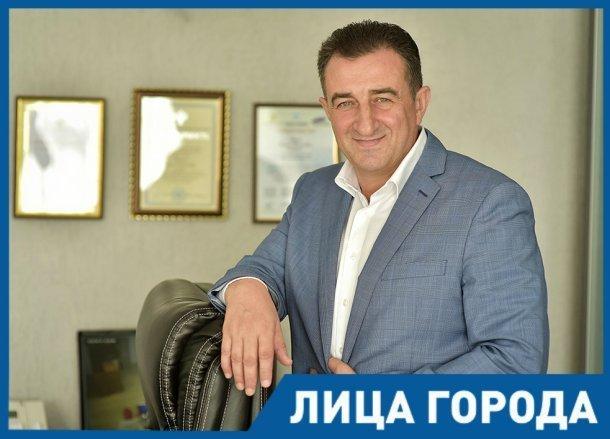 Мы были романтиками и мечтателями, - ректор Краснодарского госинститута культуры Зенгин