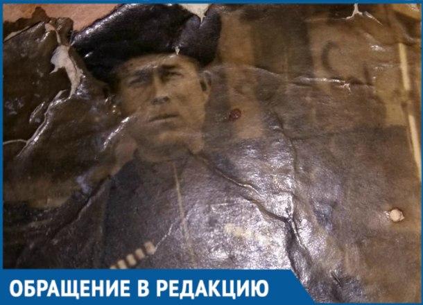 Жительница Кубани ищет могилу прадеда, родившегося больше 100 лет назад