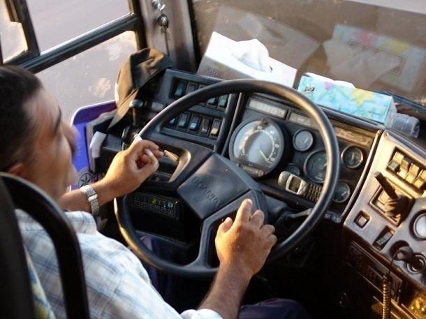 Водитель автобуса на Кубани оказался алкоголиком