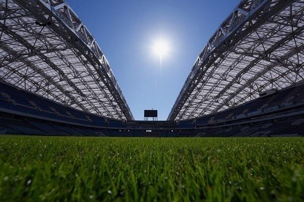 Досдачи стадиона «Фишт» вСочи осталось менее месяца