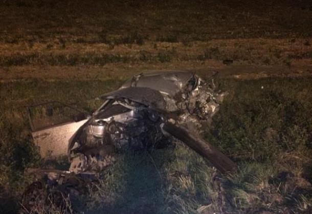 В ДТП на Кубани один человек погиб и трое пострадали
